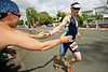 "For me personally this was my favourite shot. I had been shooting almost exclusively 40mm portraits at that time, and, when I saw the opportunity coming, quickly changed to 17mm landscape. 'Happy I did. - 2008 Noosa Triathlon, Noosa Heads, Sunshine Coast, Queensland, Australia. Photos by Des Thureson - <a href=""http://disci.smugmug.com"">http://disci.smugmug.com</a>"