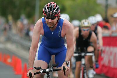 2009 Noosa Triathlon; 1 November 2009.