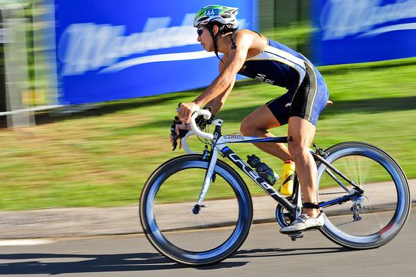 Mooloolaba Men's ITU World Cup Triathlon, 27 March 2010