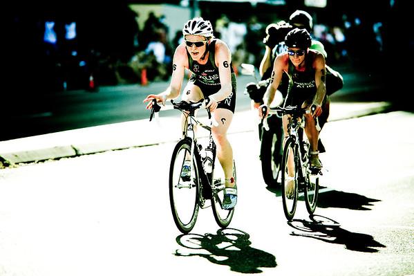 "Alternate Processing - ""PH Edgy Church"" - James Seear, Josh Amberger - Mooloolaba Men's ITU World Cup Triathlon, 27 March 2010"