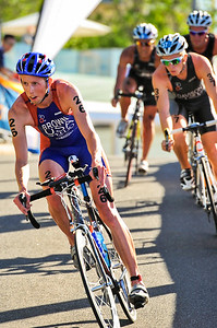 Ethan Brown - Mooloolaba Men's ITU World Cup Triathlon, 27 March 2010