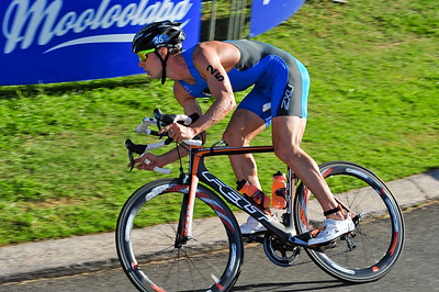 Mooloolaba Men's ITU World Cup Triathlon, 27 March 2010