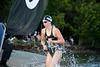 Swim Leg, First Transition (T1) & Group Portraits - 2010 Noosa Triathlon, Noosa Heads, Sunshine Coast, Queensland, Australia; 31 October 2010.