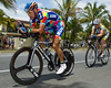 Mario Cipollini? - 2011 Noosa Triathlon, Noosa Heads, Sunshine Coast, Queensland, Australia; 30 October 2011.