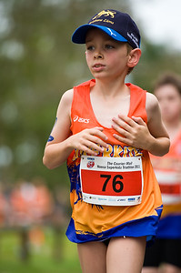 Courier Mail Superkidz Triathlon - Noosa Triathlon Multi Sport Festival, Noosaville, Sunshine Coast, Queensland, Australia; Saturday 29 October 2011.