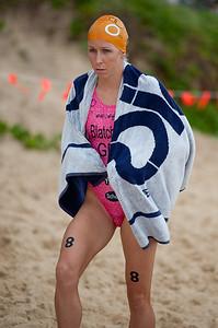 Liz Blatchford - 2011 Mooloolaba ITU World Cup Triathlon - Women. Mooloolaba Triathlon Festival, Sunday 27 March 2011, Sunshine Coast, Queensland, Australia. Photos by Des Thureson:  http://disci.smugmug.com.