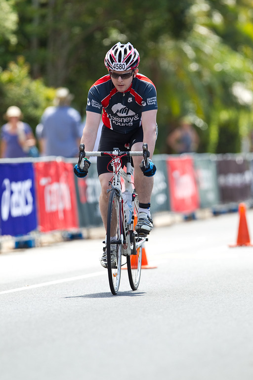 2011 Noosa Triathlon, Noosa Heads, Sunshine Coast, Queensland, Australia; 30 October 2011.