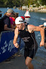 Tom Davison - Swim Leg & First Transition (T1) - 2011 Noosa Triathlon, Noosa Heads, Sunshine Coast, Queensland, Australia; 30 October 2011.