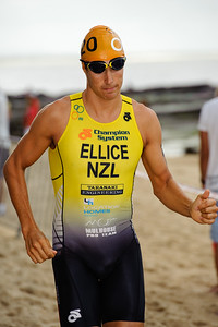 Clark Ellice, 2012 Subaru Mooloolaba Men's ITU Triathlon World Cup; Mooloolaba, Sunshine Coast, Queensland, Australia; 24 March 2012. Photos by Des Thureson - disci.smugmug.com.