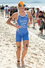 Liz Blatchford - 2012 Subaru Mooloolaba Women's ITU Triathlon World Cup; Mooloolaba, Sunshine Coast, Queensland, Australia; 25 March 2012. Photos by Des Thureson - disci.smugmug.com.