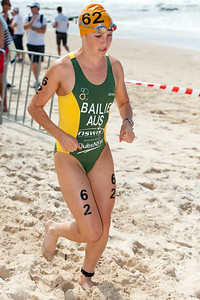 Ashlee Bailie, 2012 Subaru Mooloolaba Women's ITU Triathlon World Cup; Mooloolaba, Sunshine Coast, Queensland, Australia; 25 March 2012. Photos by Des Thureson - disci.smugmug.com.