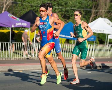 2013 Mooloolaba Men's ITU Triathlon World Cup, Sunshine Coast, Australia. Main Portfolio Gallery by Des Thureson.