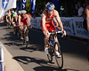 "Sven Riederer - Subaru Mooloolaba Men's ITU Triathlon World Cup - Mooloolaba Multi Sport Festival Super Saturday, 15 March 2014 - Mooloolaba, Sunshine Coast, Queensland, Australia. Photos by Des Thureson - <a href=""http://disci.smugmug.com"">http://disci.smugmug.com</a> - Camera 1."