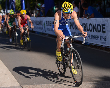 Fernando Alarza - Subaru Mooloolaba Men's ITU Triathlon World Cup - Mooloolaba Multi Sport Festival Super Saturday, 15 March 2014 - Mooloolaba, Sunshine Coast, Queensland, Australia. Photos by Des Thureson - http://disci.smugmug.com - Camera 1.