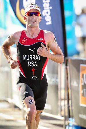Richard Murray - Subaru Mooloolaba Men's ITU Triathlon World Cup - Mooloolaba Multi Sport Festival Super Saturday, 15 March 2014. Camera 2 - Mooloolaba, Sunshine Coast, Queensland, Australia. Photos by Des Thureson - http://disci.smugmug.com