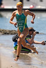 "Emma Moffatt - Subaru Mooloolaba Women's ITU Triathlon World Cup -  Mooloolaba Multi Sport Festival Super Saturday, 15 March 2014. Camera 2 - Mooloolaba, Sunshine Coast, Queensland, Australia. Photos by Des Thureson - <a href=""http://disci.smugmug.com"">http://disci.smugmug.com</a>"
