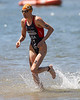 "Gwen Jorgensen - Subaru Mooloolaba Women's ITU Triathlon World Cup -  Mooloolaba Multi Sport Festival Super Saturday, 15 March 2014. Camera 2 - Mooloolaba, Sunshine Coast, Queensland, Australia. Photos by Des Thureson - <a href=""http://disci.smugmug.com"">http://disci.smugmug.com</a>"