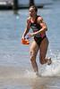 "Katie Hursey - Subaru Mooloolaba Women's ITU Triathlon World Cup -  Mooloolaba Multi Sport Festival Super Saturday, 15 March 2014. Camera 2 - Mooloolaba, Sunshine Coast, Queensland, Australia. Photos by Des Thureson - <a href=""http://disci.smugmug.com"">http://disci.smugmug.com</a>"