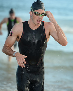 Jacob BIRTWHISTLE - Swim Leg - 2015 Noosa Triathlon, Noosa Heads, Sunshine Coast, Queensland, Australia; 1 November. Camera 1. Photos by Des Thureson - disci.smugmug.com