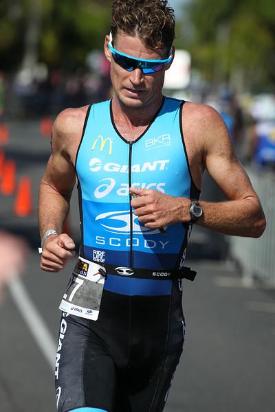 Brad Kahlefeldt - 2015 Noosa Triathlon, Noosa Heads, Sunshine Coast, Queensland, Australia; 1 November. Camera 2. Photos by Des Thureson - disci.smugmug.com