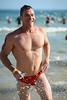 Swim Leg - 2015 Noosa Triathlon, Noosa Heads, Sunshine Coast, Queensland, Australia; 1 November. Camera 1. Photos by Des Thureson - disci.smugmug.com