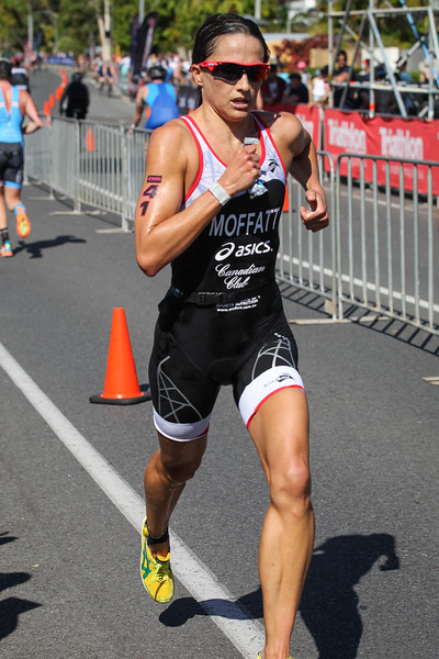 Olympic Bronze Medallist Emma Moffatt - 2015 Noosa Triathlon, Noosa Heads, Sunshine Coast, Queensland, Australia; 1 November. Camera 2. Photos by Des Thureson - disci.smugmug.com