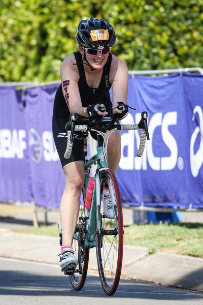 2016 Noosa Triathlon, Noosa Heads, Sunshine Coast, Queensland, Australia; 30 October. Camera 1. Photos by Des Thureson - disci.smugmug.com