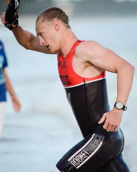Swim Leg - 2016 Noosa Triathlon, Noosa Heads, Sunshine Coast, Queensland, Australia; 30 October. Camera 2. Photos by Des Thureson - disci.smugmug.com