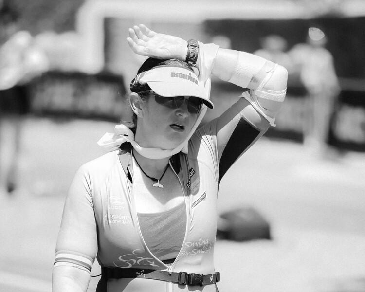 """Infrared"" - Run Leg - 2016 Noosa Triathlon, Noosa Heads, Sunshine Coast, Queensland, Australia; 30 October. Camera 2. Photos by Des Thureson - disci.smugmug.com"