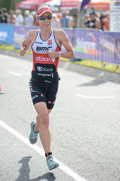 Liz Blatchford, Run Leg