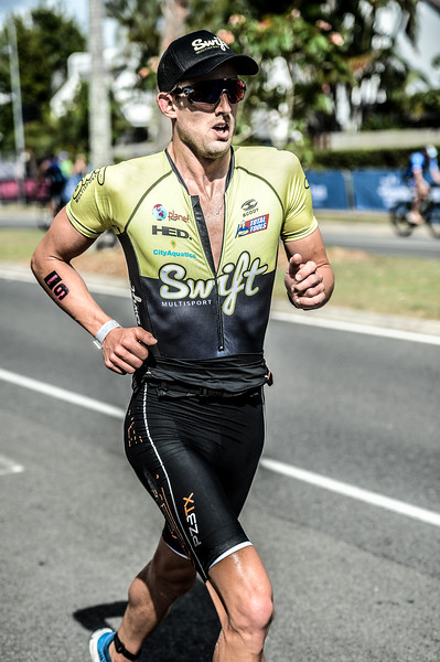 Sam DOUGLAS - Run Leg