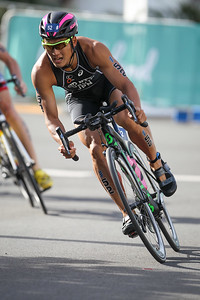 Jumpei Furuya - 2018 Gold Coast World Triathlon Men's WTS Grand Final, Sunday 16 September 2018; Queensland, Australia. Camera 2. Photos by Des Thureson - http://disci.smugmug.com.