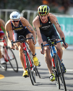 Jonathan Brownlee - 2018 Gold Coast World Triathlon Men's WTS Grand Final, Sunday 16 September 2018; Queensland, Australia. Camera 2. Photos by Des Thureson - http://disci.smugmug.com.