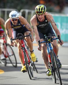 Jonathan Brownlee - 2018 Gold Coast World Triathlon Men's WTS Grand Final, Sunday 16 September 2018; Queensland, Australia. Camera 2. Photos by Des Thureson - http://disci.smugmug.com.