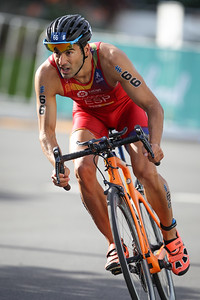 Francesc Godoy Contreras - 2018 Gold Coast World Triathlon Men's WTS Grand Final, Sunday 16 September 2018; Queensland, Australia. Camera 2. Photos by Des Thureson - http://disci.smugmug.com.