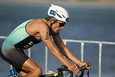 Joao Silva - 2018 Gold Coast World Triathlon Men's WTS Grand Final, Sunday 16 September 2018; Queensland, Australia. Camera 2. Photos by Des Thureson - http://disci.smugmug.com.