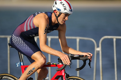 Matthew Mcelroy - 2018 Gold Coast World Triathlon Men's WTS Grand Final, Sunday 16 September 2018; Queensland, Australia. Camera 2. Photos by Des Thureson - http://disci.smugmug.com.