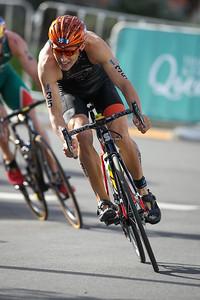 Marco Van Der Stel - 2018 Gold Coast World Triathlon Men's WTS Grand Final, Sunday 16 September 2018; Queensland, Australia. Camera 2. Photos by Des Thureson - http://disci.smugmug.com.