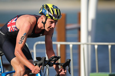 Olympic Gold Medallist Alistair Brownlee, Olympic Gold Medallist, Alistair Brownlee - 2018 Gold Coast World Triathlon Men's WTS Grand Final, Sunday 16 September 2018; Queensland, Australia. Camera 2. Photos by Des Thureson - http://disci.smugmug.com.