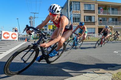 Joanna BROWN - 2018 Gold Coast World Triathlon Women's WTS Grand Final, Saturday 15 September 2018; Queensland, Australia. Camera 1. Photos by Des Thureson - http://disci.smugmug.com.