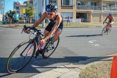 Jumpei Furuya - 2018 Gold Coast World Triathlon Women's WTS Grand Final, Saturday 15 September 2018; Queensland, Australia. Camera 1. Photos by Des Thureson - http://disci.smugmug.com.