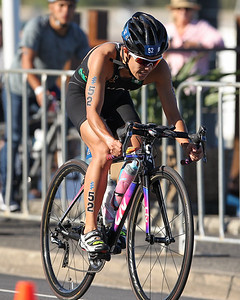 Long Hoi - 2018 Gold Coast World Triathlon Women's WTS Grand Final, Saturday 15 September 2018; Queensland, Australia. Camera 2. Photos by Des Thureson - http://disci.smugmug.com.