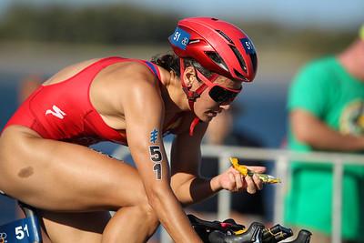 Sara PEREZ SALA - 2018 Gold Coast World Triathlon Women's WTS Grand Final, Saturday 15 September 2018; Queensland, Australia. Camera 2. Photos by Des Thureson - http://disci.smugmug.com.