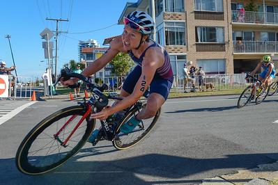 Chelsea BURNS - 2018 Gold Coast World Triathlon Women's WTS Grand Final, Saturday 15 September 2018; Queensland, Australia. Camera 1. Photos by Des Thureson - http://disci.smugmug.com.