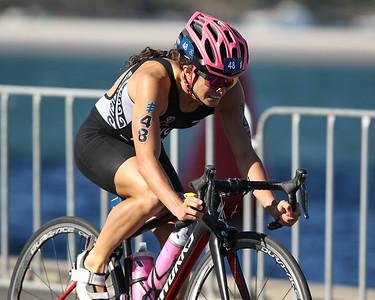Deborah LYNCH - 2018 Gold Coast World Triathlon Women's WTS Grand Final, Saturday 15 September 2018; Queensland, Australia. Camera 2. Photos by Des Thureson - http://disci.smugmug.com.