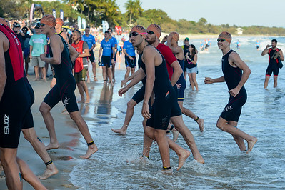 False Start - 2018 Noosa Triathlon, Noosa Heads, Sunshine Coast, Queensland, Australia; 4 November. Camera 1. Photos by Des Thureson - disci.smugmug.com