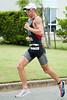 Third place-getter Bryce McMaster - 2011 Caloundra Enduro Triathlon for professional triathletes (men's event); Woorim Park, Golden Beach, Caloundra, Sunshine Coast, Queensland, Australia; 6 February 2011. Photos by Des Thureson.