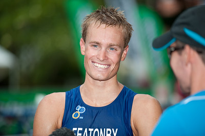 2011 Caloundra Enduro Triathlon - Professional Men