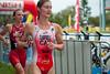 Lauren Campbell - 2011 Caloundra Women's Enduro Triathlon for professional triathletes; Woorim Park, Golden Beach, Caloundra, Sunshine Coast, Queensland, Australia; 6 February 2011. Photos by Des Thureson.