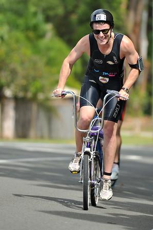 Mooloolaba Triathlon - Mooloolaba Triathlon Festival, 27 March 2011, Sunshine Coast, Queensland, Australia. Photos by Des Thureson.